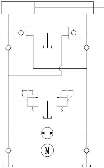 整体直式电液推杆工作原理