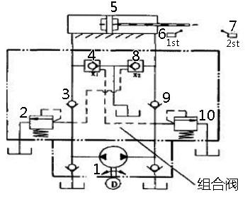 电液推杆原理图